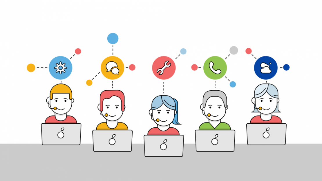 There are a number of tools available for great customer service