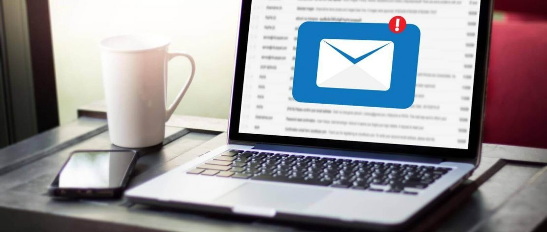 Email is critical for good customer service