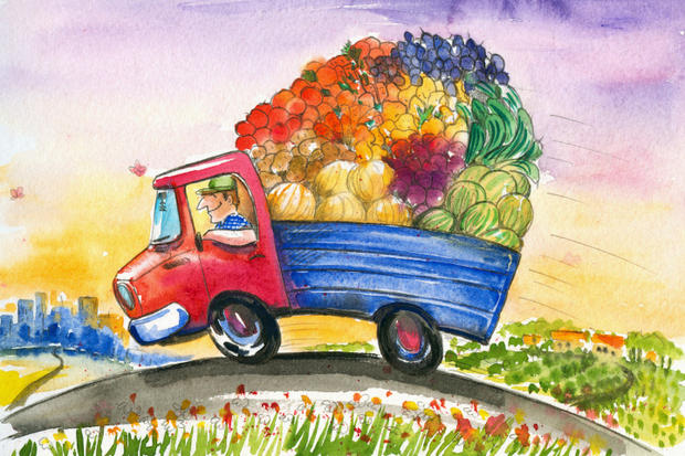 How to find the right organic food distributor.