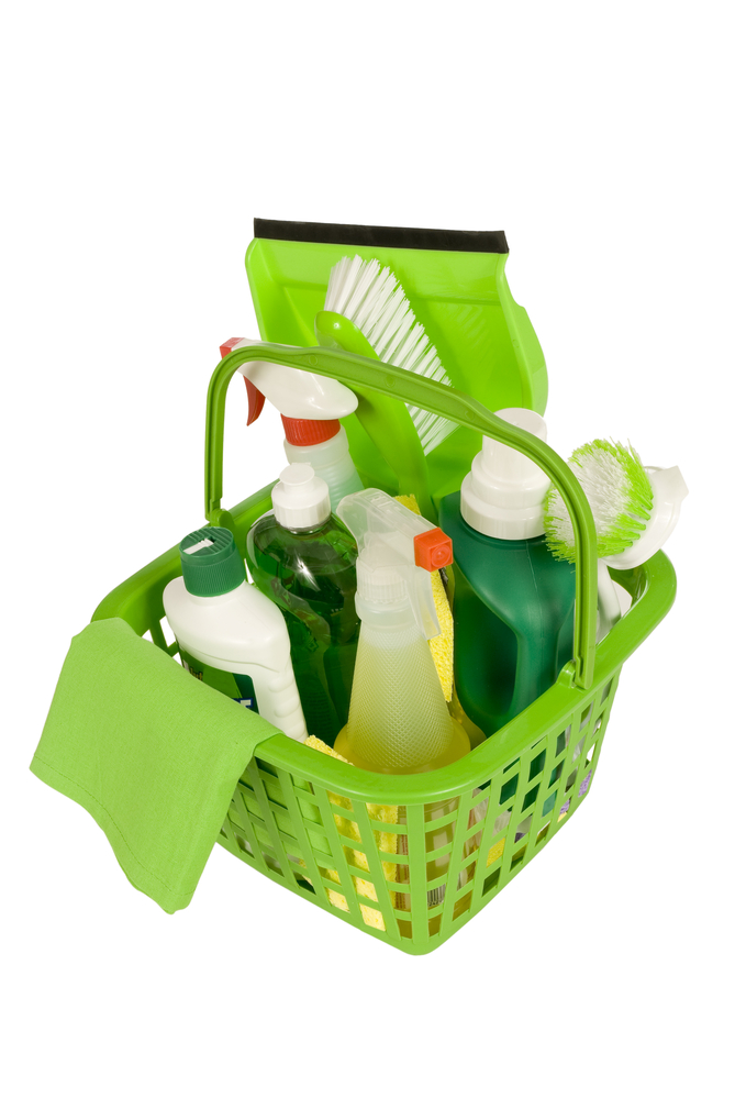 Cleaning supplies: dropshipping eco-friendly products