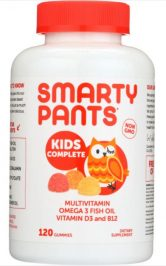 Smarty Pants children's vitamins
