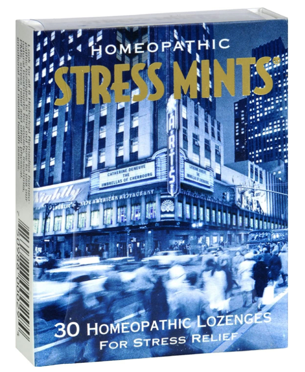 How to sell homeopathic medicine online: Historical Remedies stress mints