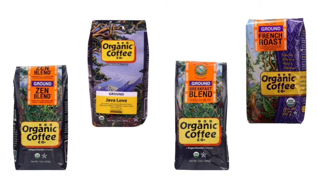 Dropshipping Food: Organic Coffee Co. Brand Products