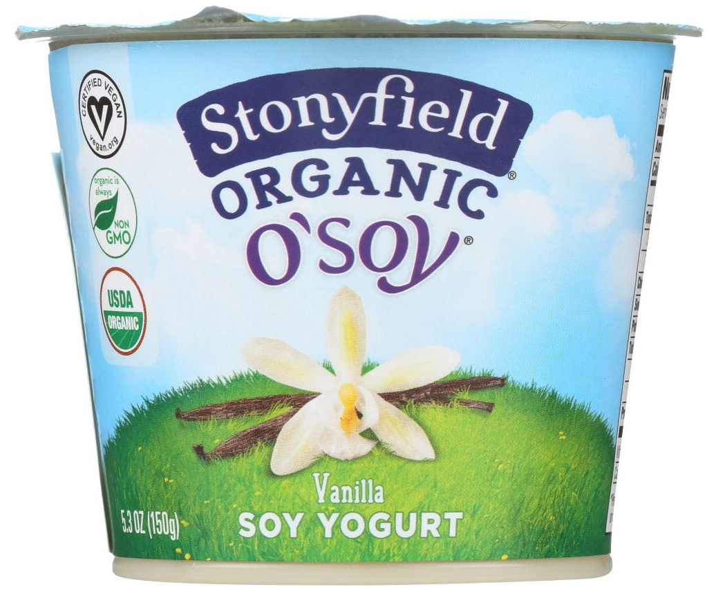dropshipping food stonyfield farms vegan yogurt