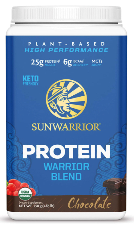 Dropshipping Food: Sunwarrior organic protein powder