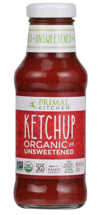 Dropshipping Food: Primal Kitchen organic ketchup