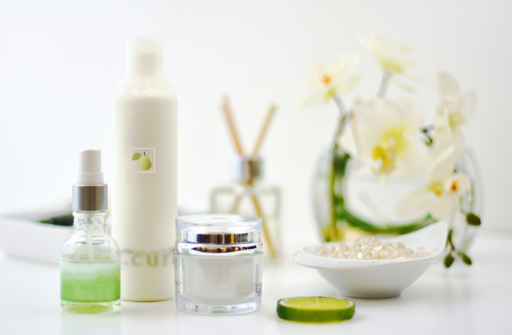 Organic beauty product for dropshipping.