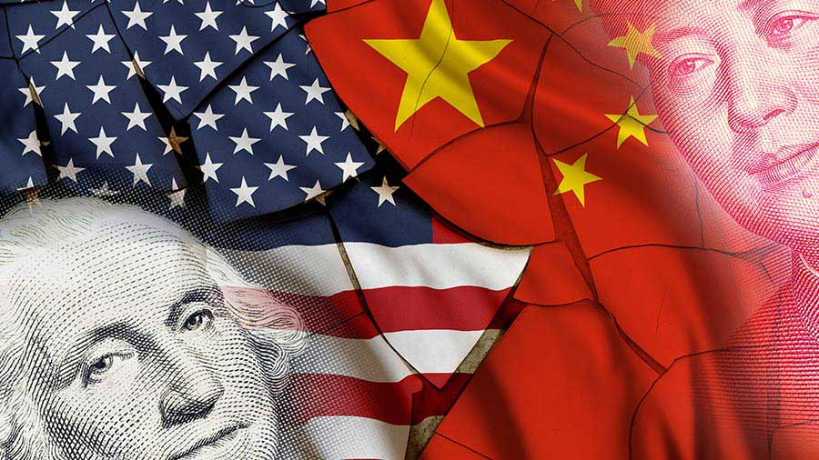 Does the ongoing trade dispute with China affect dropshipping in 2021?