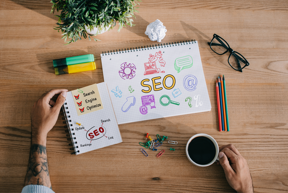 Use SEO to increase traffic to your dropshipping store