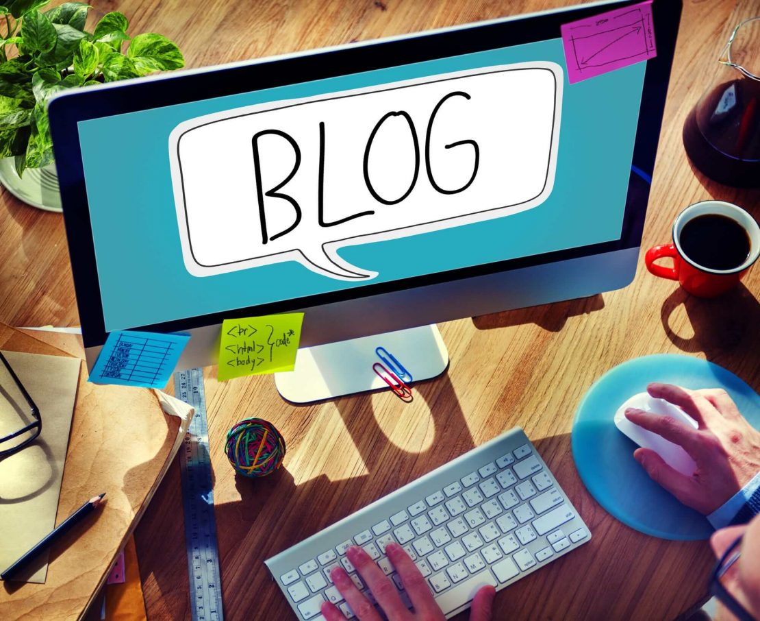 Start a blog about weight loss