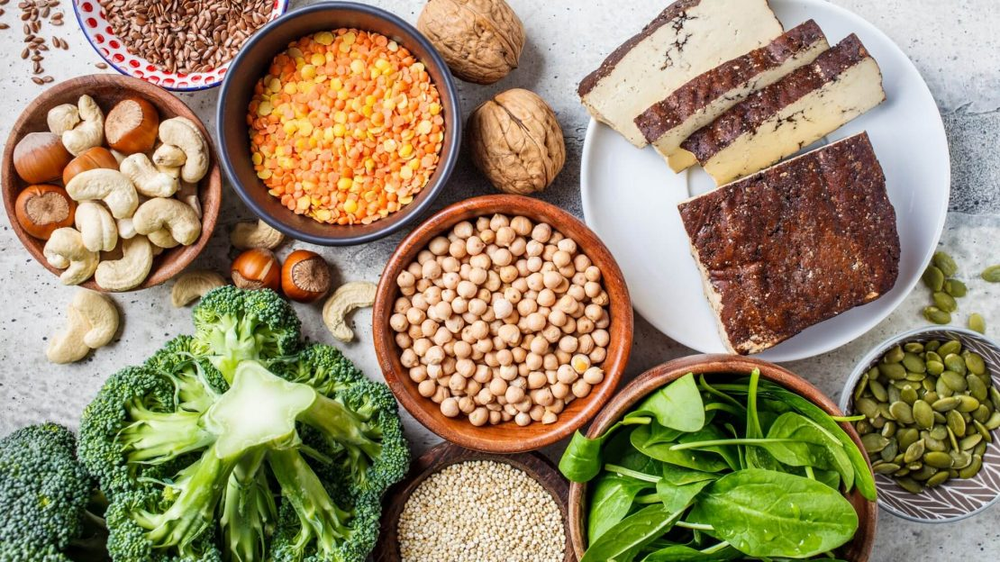 Plant-Based Protein Powders Are Also Popular
