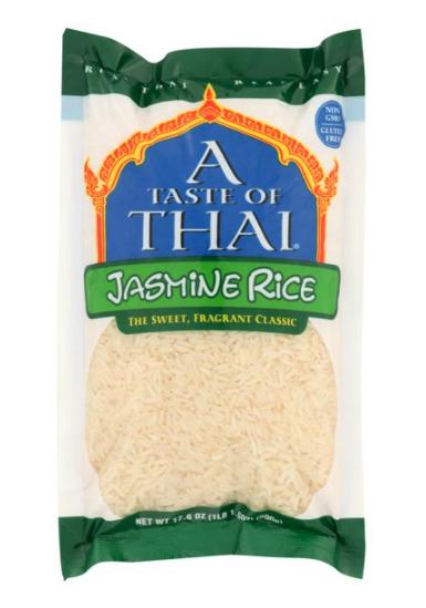 Taste Of Thai: Jasmine Rice